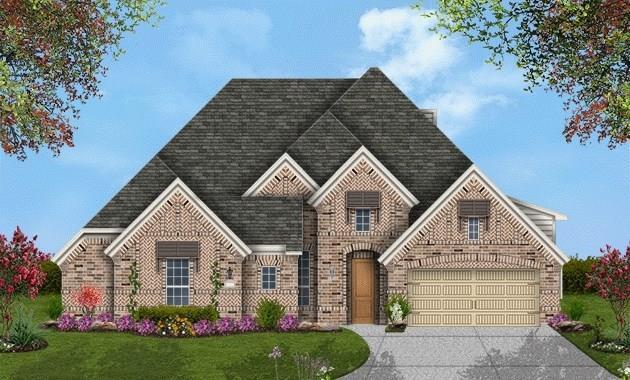 1757 Passionflower Boulevard, Frisco, TX 75033 (MLS #13780528) :: Team Hodnett
