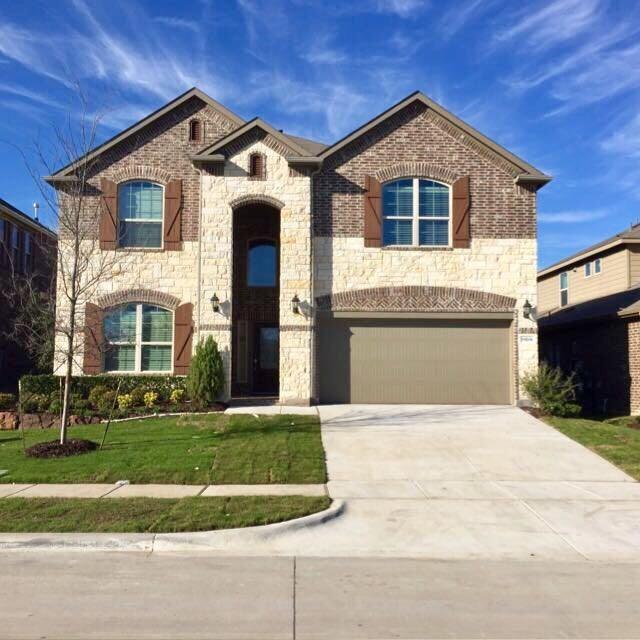 11816 Bertram Road, Mckinney, TX 75071 (MLS #13780888) :: Team Hodnett