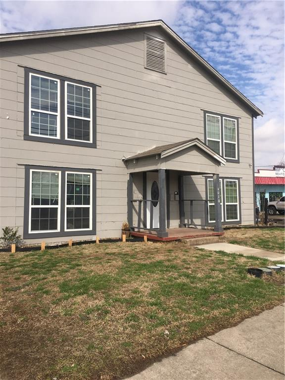 4010 Lee Street, Greenville, TX 75401 (MLS #13781346) :: Team Hodnett