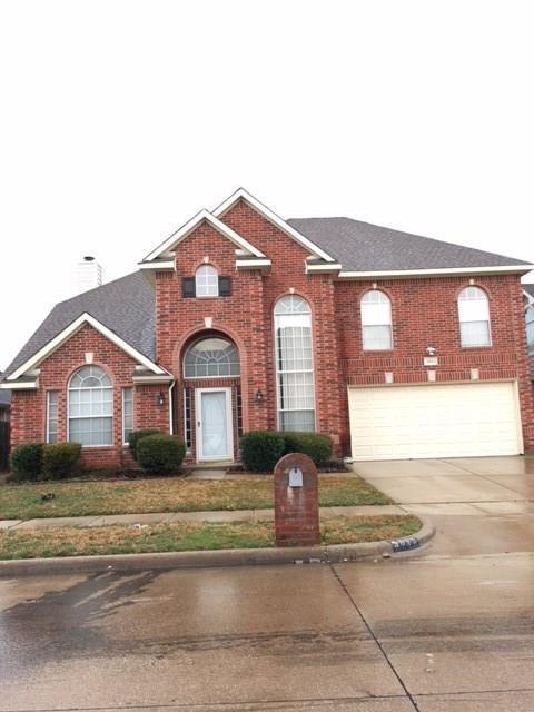 5815 Coldsworth Court, Arlington, TX 76018 (MLS #13782883) :: Exalt Realty