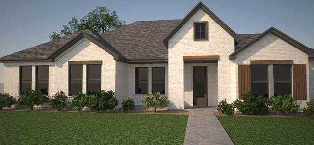 2209 Trace Ridge Drive, Weatherford, TX 76087 (MLS #13784354) :: Team Hodnett