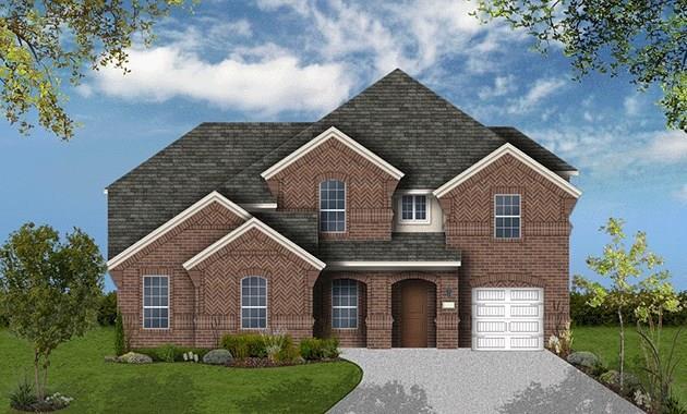 3012 Reese Park Drive, Mansfield, TX 76063 (MLS #13785321) :: Team Hodnett
