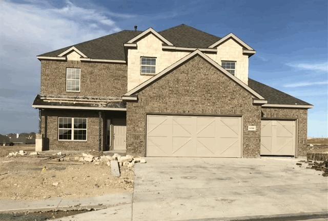 6344 Rockrose Trail, Fort Worth, TX 76123 (MLS #13787775) :: Team Hodnett