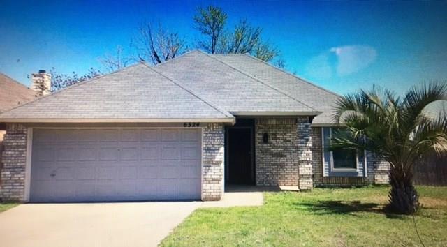 6324 Woodcreek Trail, Fort Worth, TX 76179 (MLS #13787819) :: Team Hodnett