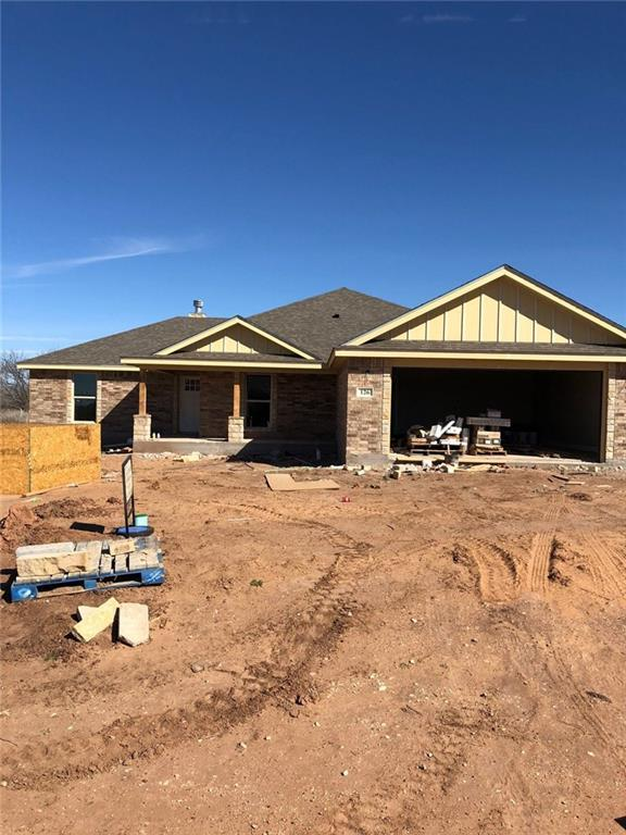 126 Countryside Drive, Tuscola, TX 79562 (MLS #13789412) :: The Tonya Harbin Team