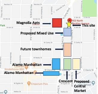 907 N Beckley Avenue, Dallas, TX 75203 (MLS #13789563) :: The Chad Smith Team