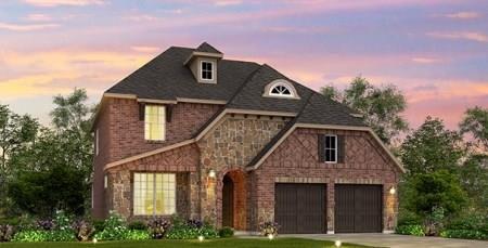 2541 Sandy Creek Lane, The Colony, TX 75056 (MLS #13790355) :: Team Hodnett