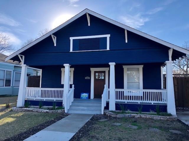 409 S Brighton Avenue, Dallas, TX 75208 (MLS #13790579) :: Team Hodnett