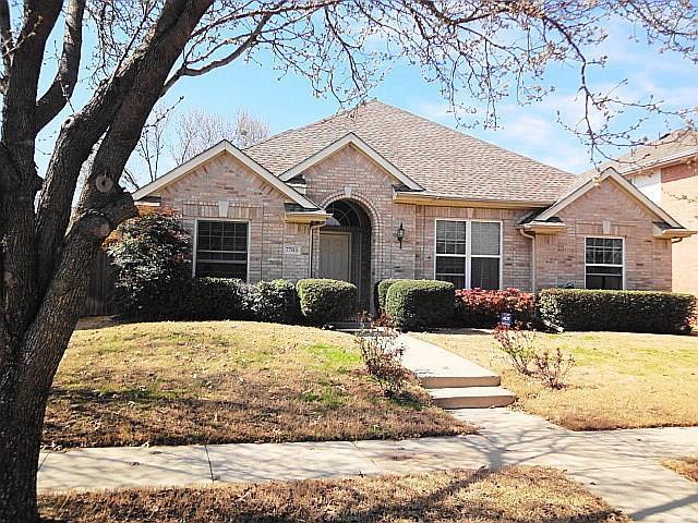 7783 Park Run Road, Fort Worth, TX 76137 (MLS #13790594) :: Team Hodnett
