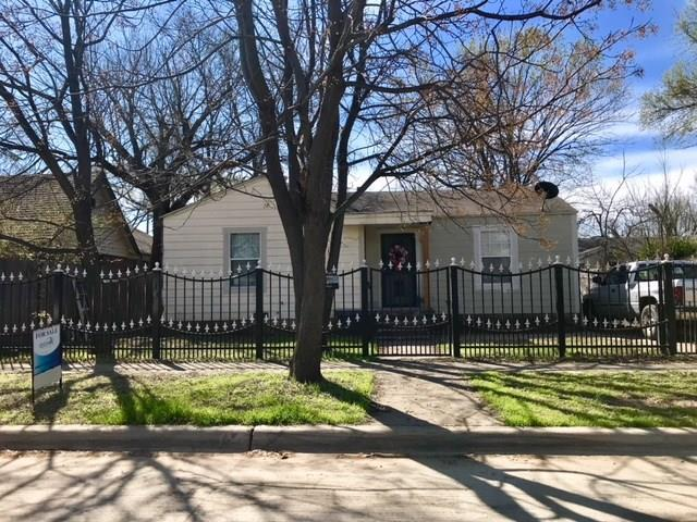 3708 Avenue H, Fort Worth, TX 76105 (MLS #13791159) :: Team Hodnett
