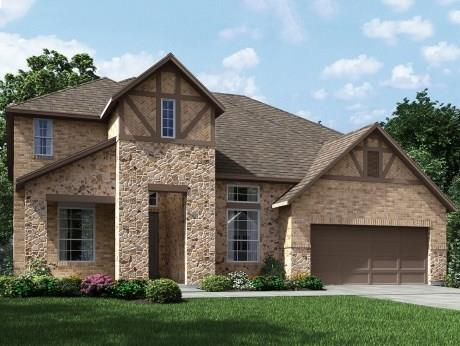 1019 Uplands Drive, Northlake, TX 76226 (MLS #13791810) :: The Real Estate Station