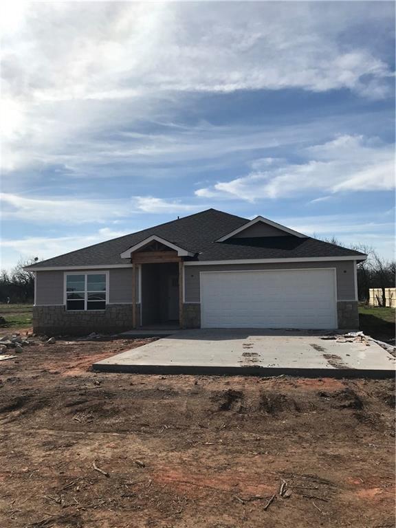 377 Hog Eye Road, Abilene, TX 79602 (MLS #13792318) :: Team Hodnett