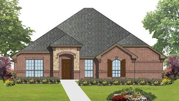 221 Duck Blind Avenue, Wylie, TX 75098 (MLS #13792790) :: Team Hodnett