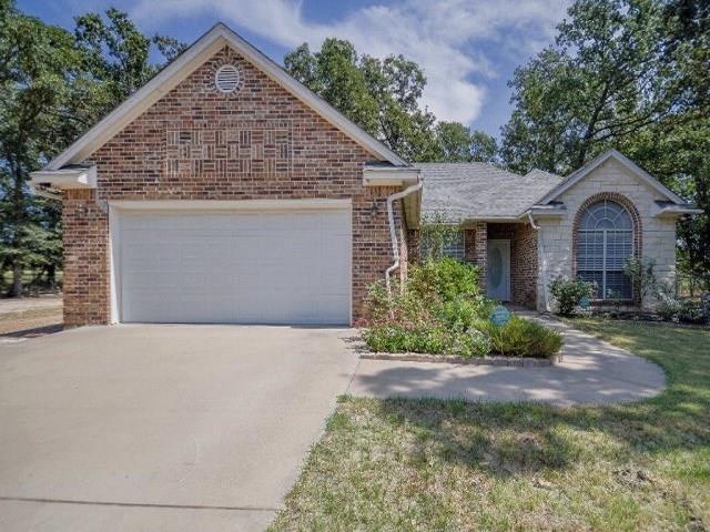 162 Meadow Lake Drive, Gun Barrel City, TX 75156 (MLS #13793146) :: Team Hodnett
