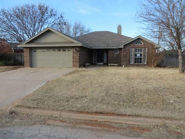 5334 Western Plains Avenue, Abilene, TX 79606 (MLS #13793512) :: Team Hodnett