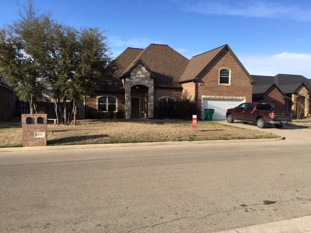 1011 Elk Ridge Drive, Stephenville, TX 76401 (MLS #13793517) :: Team Hodnett