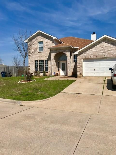 3988 Miami Springs Drive, Fort Worth, TX 76123 (MLS #13794232) :: The Marriott Group
