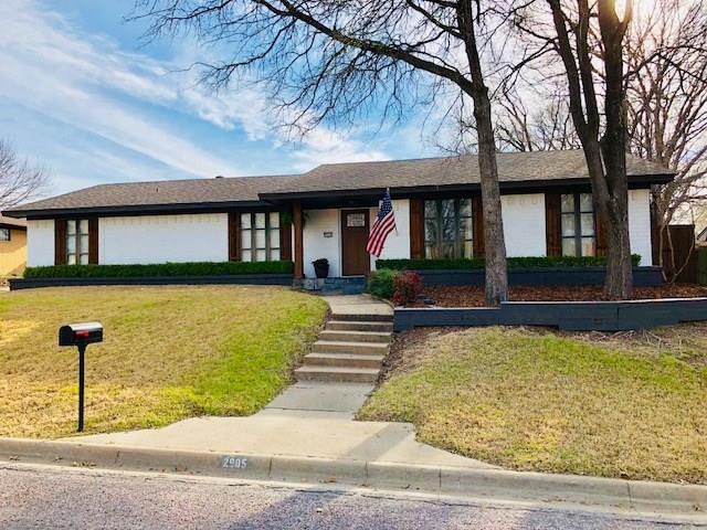 2905 Mimosa Drive, Sherman, TX 75092 (MLS #13794847) :: Baldree Home Team