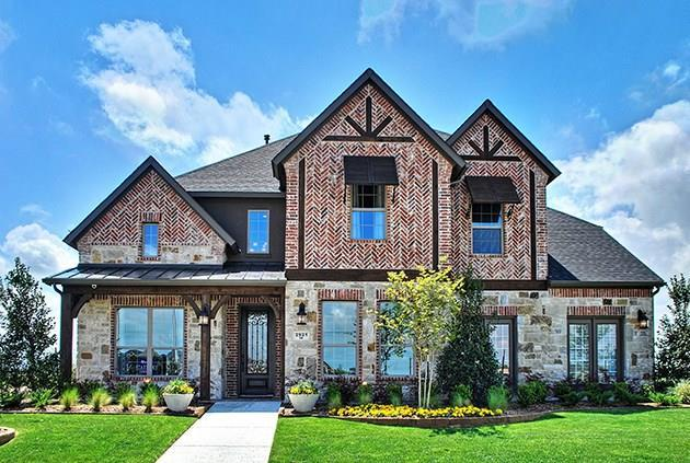 2921 Cannon Drive, Prosper, TX 75078 (MLS #13796658) :: RE/MAX Town & Country