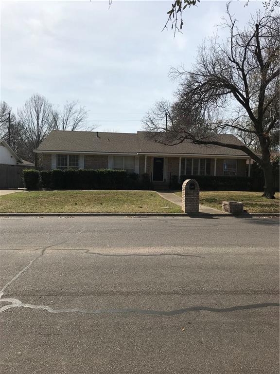 1319 Tulane Drive, Denton, TX 76201 (MLS #13798202) :: Team Hodnett