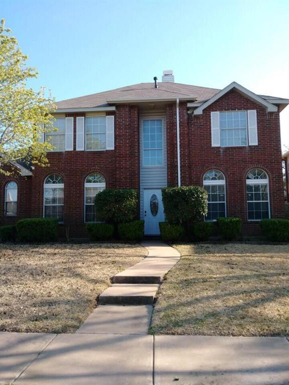 1508 Mission Ridge Trail, Carrollton, TX 75007 (MLS #13799116) :: Robbins Real Estate Group