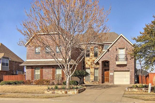 4519 Fallmeadow Drive, Frisco, TX 75034 (MLS #13800760) :: The Holman Group