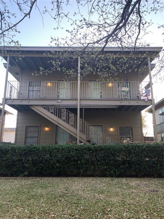 202 S Willomet Avenue, Dallas, TX 75208 (MLS #13800930) :: The Marriott Group