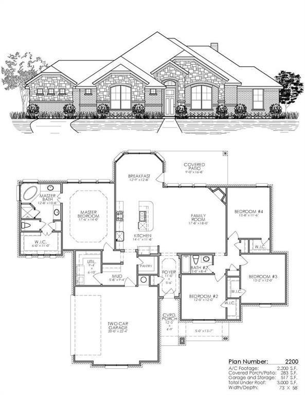 206 Lavender Court, Springtown, TX 76082 (MLS #13801258) :: Team Hodnett