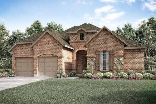 625 Rustic Drive, Midlothian, TX 76065 (MLS #13807643) :: Team Hodnett
