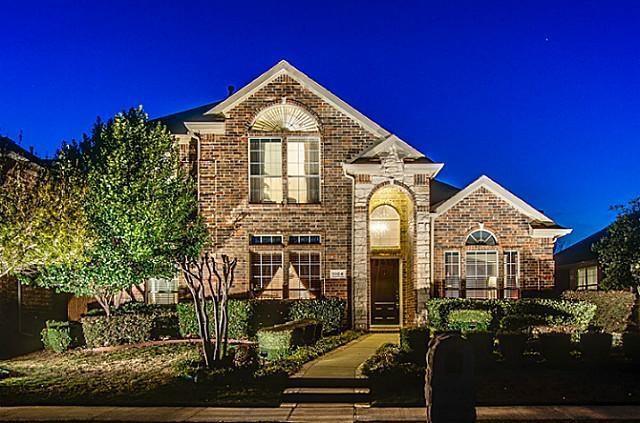 1104 Taylor Lane, Lewisville, TX 75077 (MLS #13811746) :: Team Tiller