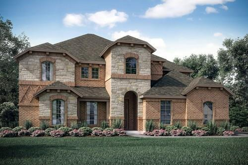4109 Timber Vista Drive, Burleson, TX 76028 (MLS #13811810) :: Team Hodnett