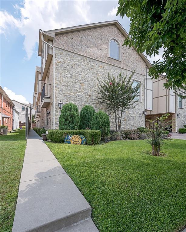 4153 Grassmere Lane 1A4, University Park, TX 75205 (MLS #13813533) :: Kindle Realty