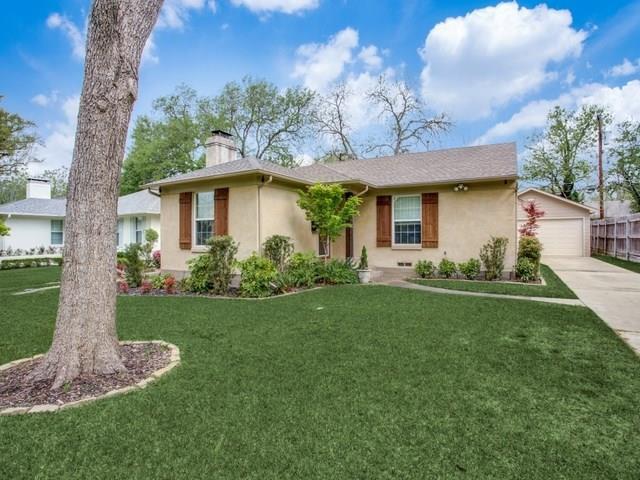 4135 Park Lane, Dallas, TX 75220 (MLS #13817089) :: The Chad Smith Team