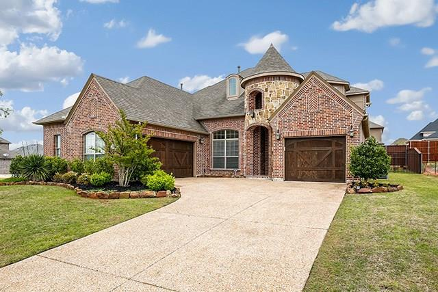 1250 Saddle Creek Drive, Prosper, TX 75078 (MLS #13820687) :: Kimberly Davis & Associates