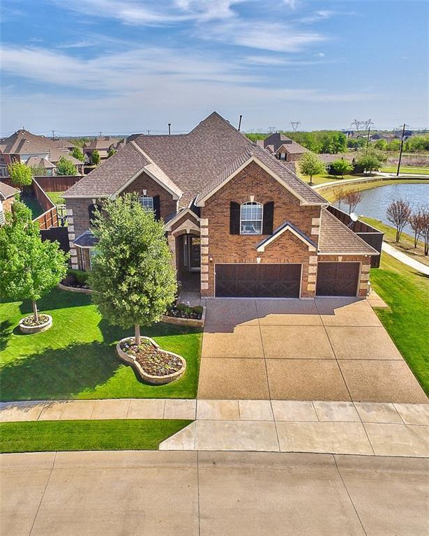 2321 Cold Water Drive, Prosper, TX 75078 (MLS #13820997) :: Frankie Arthur Real Estate