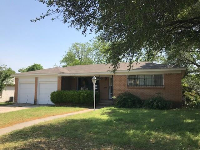 871 Sandell Drive, White Settlement, TX 76108 (MLS #13821456) :: The FIRE Group at Keller Williams