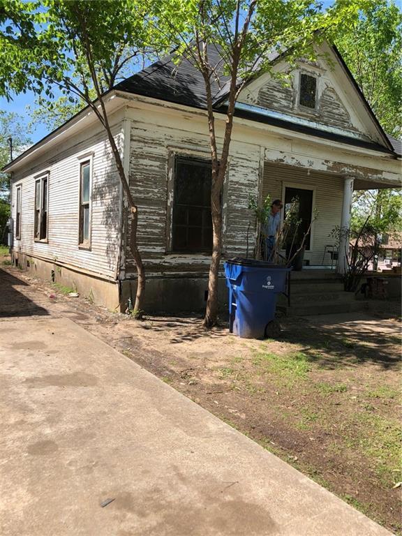 500 E Woodard Street, Denison, TX 75021 (MLS #13822793) :: The Rhodes Team