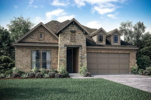 521 Anthony Street, Crowley, TX 76036 (MLS #13829592) :: Team Hodnett
