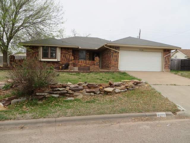 7710 John Carroll Drive, Abilene, TX 79606 (MLS #13830103) :: Team Hodnett