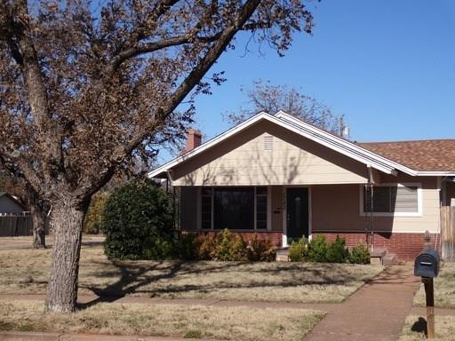 1782 Sandefer Street, Abilene, TX 79603 (MLS #13831867) :: The Rhodes Team