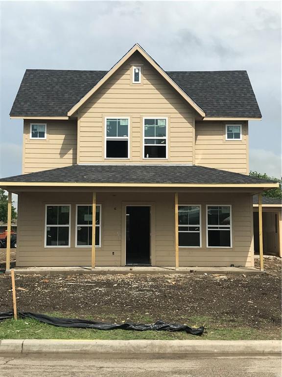1201 N Tennessee Street B, Mckinney, TX 75069 (MLS #13833935) :: Baldree Home Team