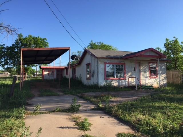 607 W Oklahoma Avenue, Sweetwater, TX 79556 (MLS #13834248) :: Team Hodnett
