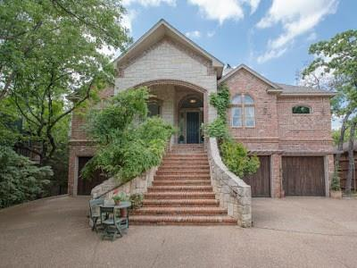2915 Peninsula Drive, Grapevine, TX 76051 (MLS #13837637) :: The Mitchell Group