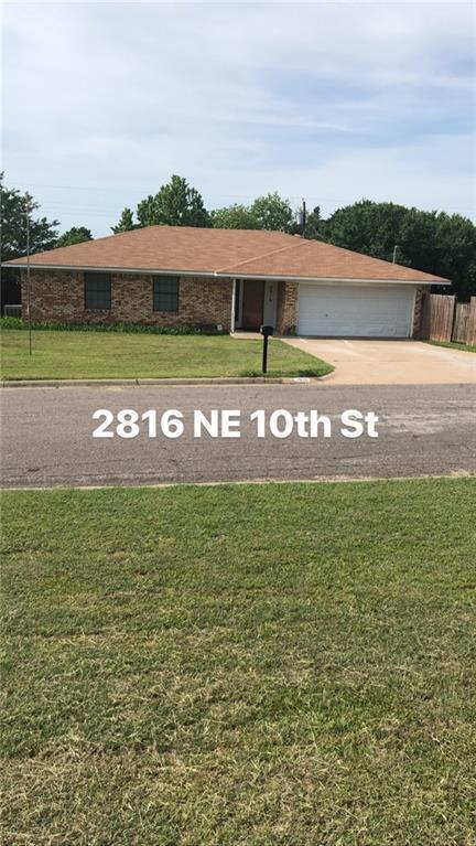 2816 NE 10th Street, Mineral Wells, TX 76067 (MLS #13837806) :: RE/MAX Landmark