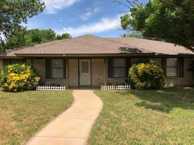 3818 Westchester Drive, Abilene, TX 79606 (MLS #13838292) :: The Rhodes Team