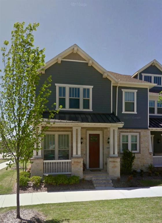 8209 Canal Street, Frisco, TX 75034 (MLS #13840620) :: Century 21 Judge Fite Company