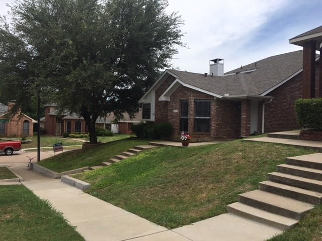1812 Green Oak Drive, Lewisville, TX 75067 (MLS #13842107) :: Real Estate By Design