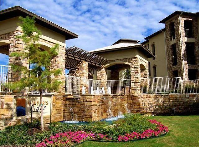 500 Waters Edge Drive #121, Lake Dallas, TX 75065 (MLS #13845957) :: Baldree Home Team