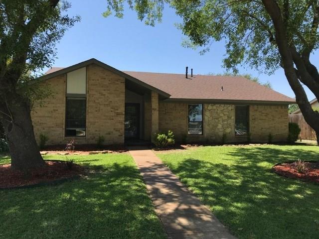 590 Abilene Drive, Lewisville, TX 75067 (MLS #13846363) :: Team Tiller