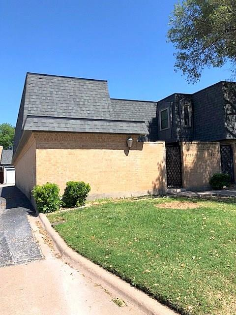 2729 Caton Place, Abilene, TX 79605 (MLS #13846802) :: The Tonya Harbin Team